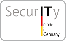 IT-Security Made in Germany encryption according to german data security standards