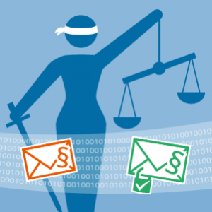 Lawyers can protect their communication through email encryption