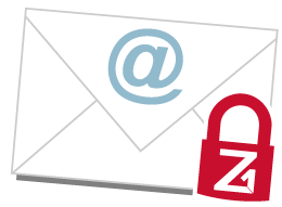 Email encryption for businesses