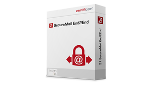 Z1 SecureMail End2End Produktbox