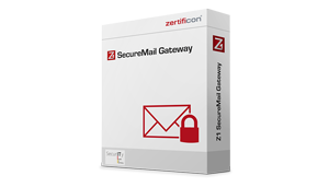 Z1 SecureMail Gateway Produktbox