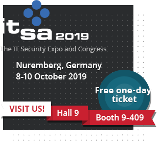 IT Security Expo it-sa 2019